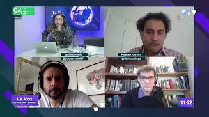 Hassan Akram analiza el estallido social en EEUU y novela del economista Andrés Velasco