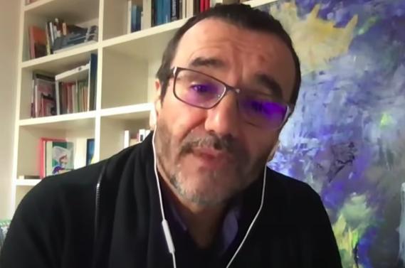 Gonzalo Bacigalupe sobre acusación de Danuta Rajs:  «No me la imagino diciendo algo errado porque está contando lo que ella ha visto»