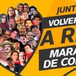 «Juntos volveremos a reír»: La maratón de comedia que reunirá a 70 humoristas nacionales
