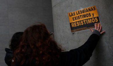 Visibilidad, reconocimiento y justicia para las lesbianas