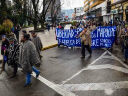comuneros mapuche