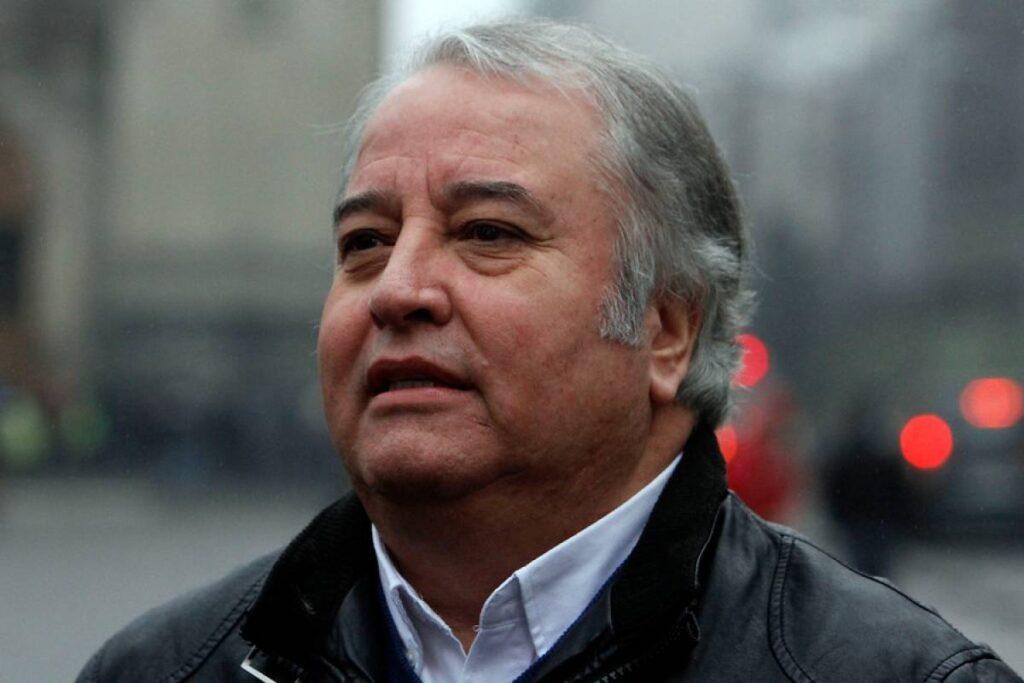 Imagen De Santiago Rebolledo, alcalde de La Cisterna