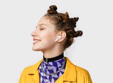 Audífonos inalámbricos FreeBuds3i Huawei