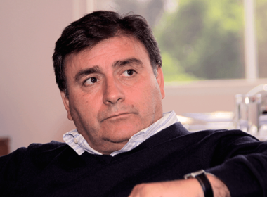 Alcalde de Colina_Mario Olavarria