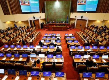 Cámara de Diputados votación Memoria y DD.HH
