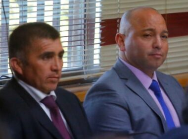 Carlos Alarcón Sentencia Camilo Catrillanca