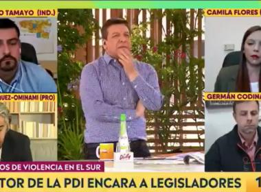 Julio César Rodríguez Contigo en la mañana