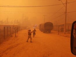 Incendio Forestal Valparaíso