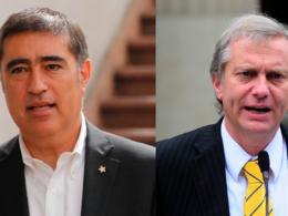 José Antonio Kast, Partido Republicano, y Mario Desbordes