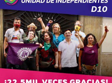 """Movimientos Sociales: Unidad de independientes"""""""