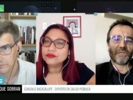 Gonzalo Bacigalupe Toque de queda Gobierno