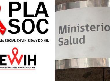 Minsal vs Instituciones VIH vacunación GES18