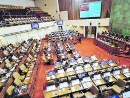 Ley Reforma Congreso
