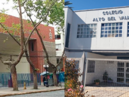 Cuatro Colegios Covid-19 cuarentenas