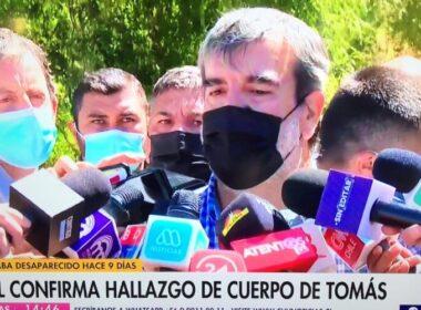 Defensoría de la Niñez Caso Tomás Bravo